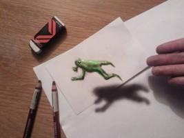 Frog! by RamonBruin
