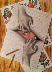 I Am Anda by RamonBruin