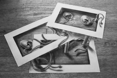 Serpent Illusion by RamonBruin
