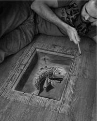 Keep Fishin' by RamonBruin