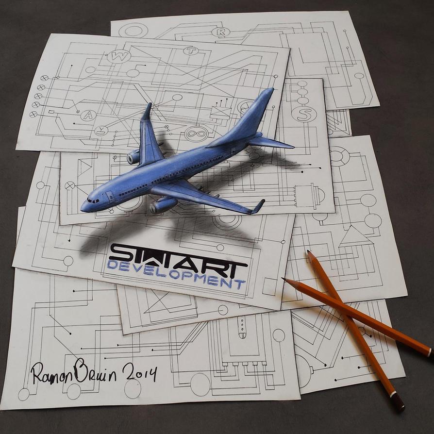 Swart by JJKAirbrush