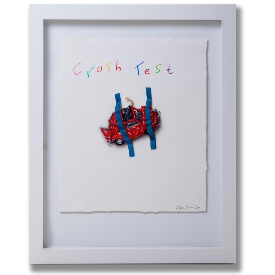 'Crash' by JJKAirbrush