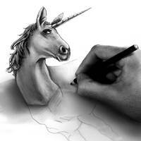 Unicorn by RamonBruin
