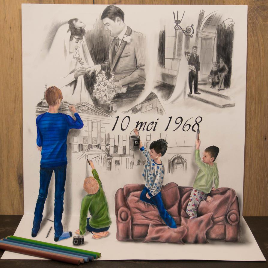 50 year anniversary by RamonBruin