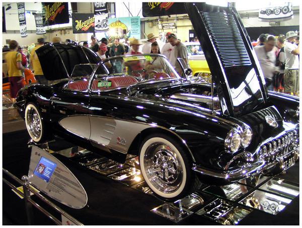 58 Corvette by besok