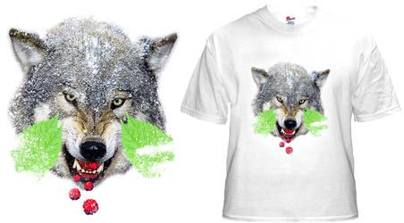 Wolf the T by transporterunicorn
