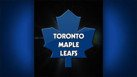 Toronto Maple Leafs. Current Logo by R0ck-n-R0lla1