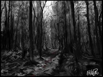 Horror by AlphiniLupu