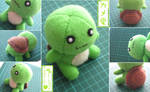 Turtle Love Doll Plushie v2.0