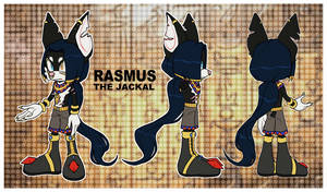 RASMUS THE JACKAL REFERENCE 2019