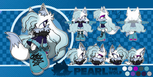 PEARL THE WOLF REF 2021