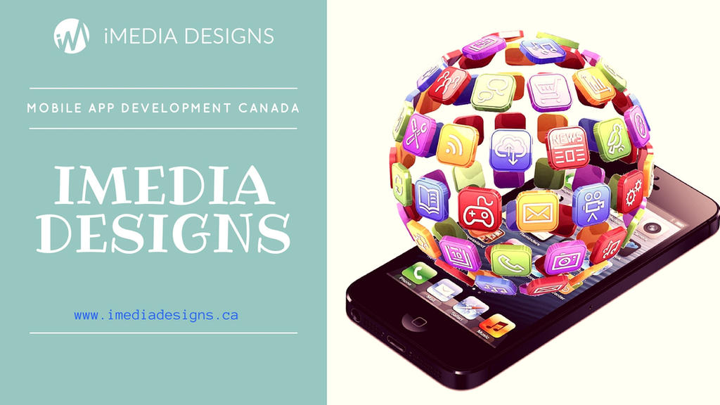 Mobile App Development Canada - iMedia Designs by iMedia11