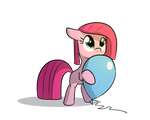 Stream Request Pinkamena with baloon