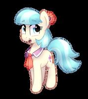ATG 2016 DAY 1 - Pony Standing by TallaFerroXIV
