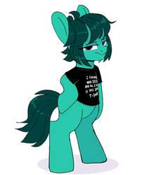 NATG 2020 - Day 30: A Pony Graduating