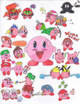 The Many Faces of Kirby