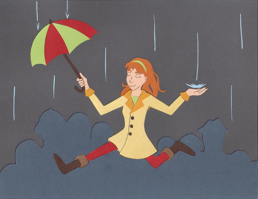 Rainy Day by NelmaThyria