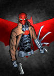 Jason Todd / RedHood Colored