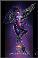 Widowmaker - Overwatch by Puekkers