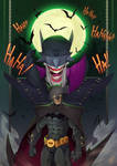 Batman the laughing bat