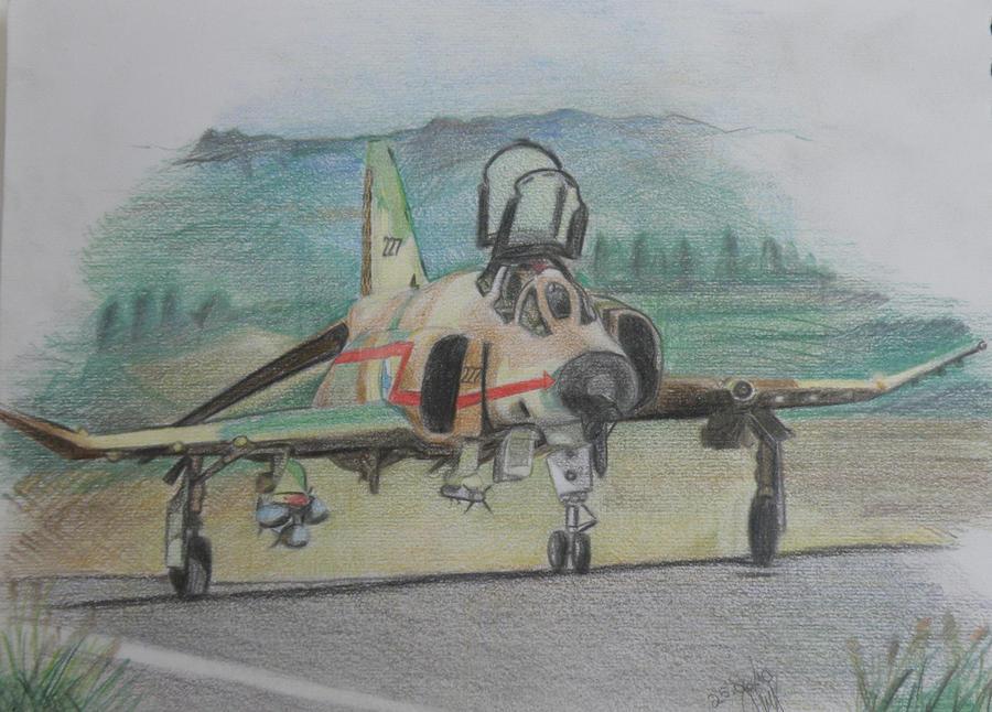 F-4 Phantom by GoralOlga