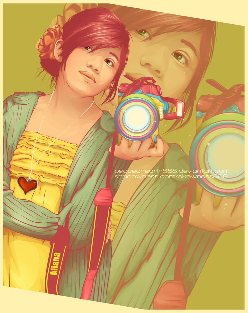 Aliana by peaceonearth888