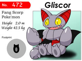 Gliscor for meme by Pairon
