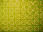 Green Circles Texture