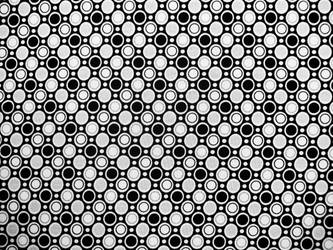 Black and White Polka Texture