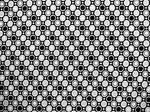 Black and White Polka Texture