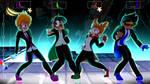 DANCE BIH //+SPEEDPAINT// by OliveCow