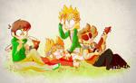 Flower Crown Party //+SPEEDPAINT//