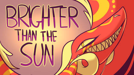 Brighter than the Sun [COMPLETE OC PALLET MAP] by OliveCow