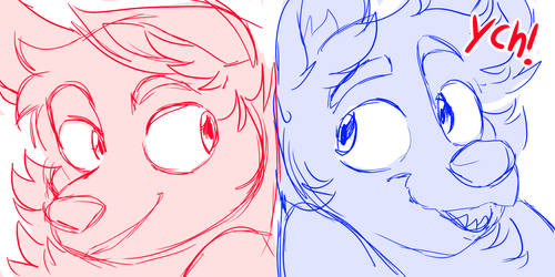 Couples icon ych! (open)