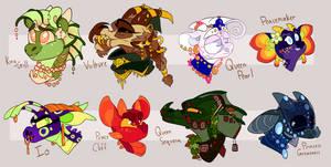More dragons! :D