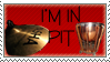 I'm In PIT Stamp by LadyMarava