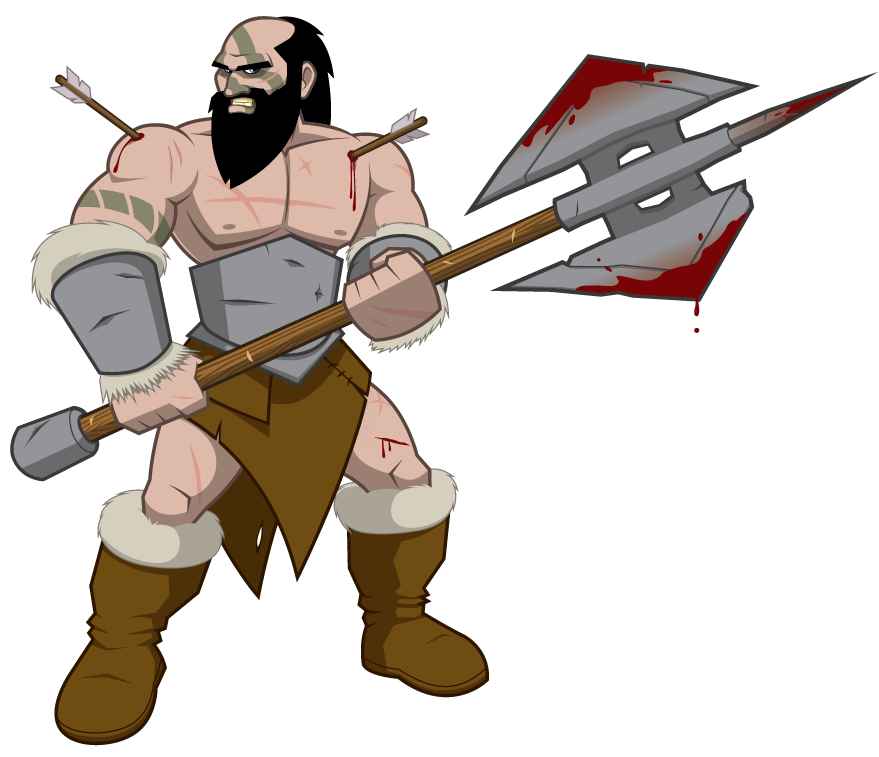 Barbarian by ArmenDangerous