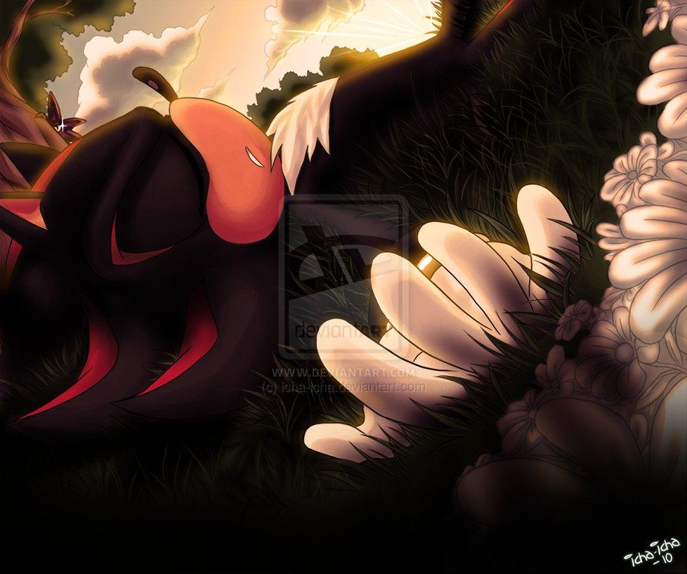 Shadow The Hedgehog X Reader By Kyrierose14 On Deviantart