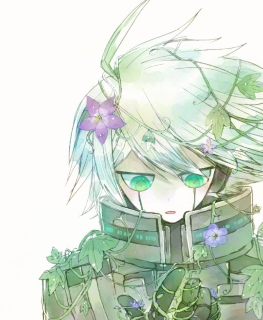 Kiibo x reader: At peace by KyrieRose14 on DeviantArt