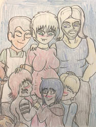 A woman with many Husbands 2 by SERIOUSDOOMGUY