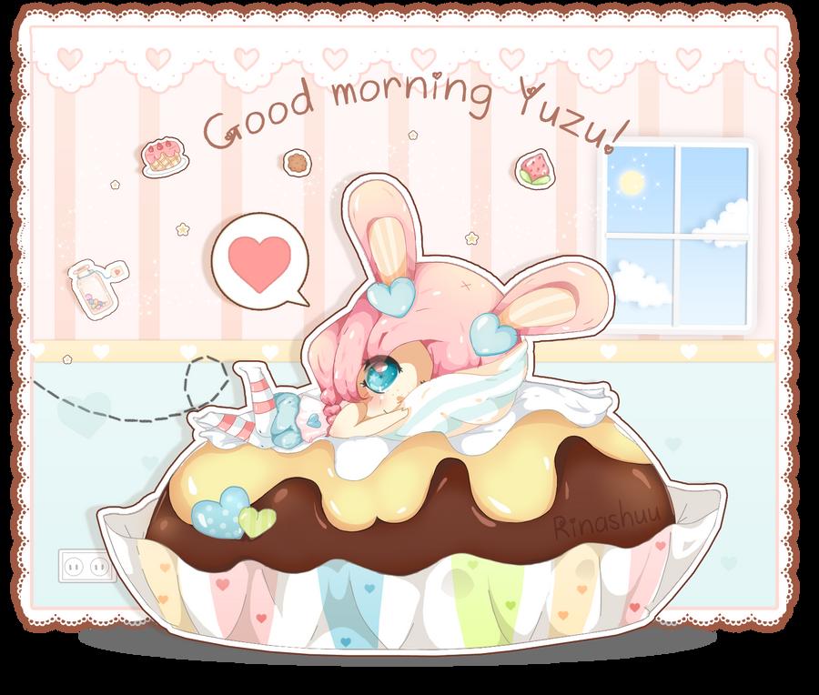 Good morning Yuzu! by RinaShuu