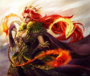 Hera by yangtianli