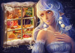 Winter love -Kiseki - Winter by yangtianli
