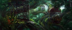 Garden Prison