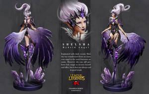 Shelsha by yangtianli