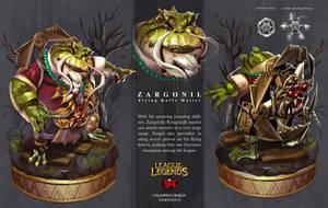 Zargonil by yangtianli