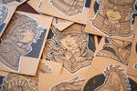Iron Ladies Postcard Collection 2