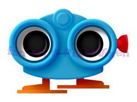 Upcoming Pixar logo Lenny