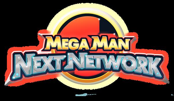 Megaman Next Network Logo by CyberAxl