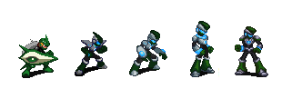 Evolution of Axl.exe by CyberAxl